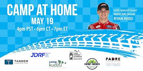Meet Ryan Reed, T1D, NASCAR Driver tickets