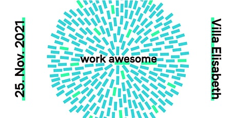 Work Awesome Berlin 2021 – Die Konferenz zur Zukunft der Arbeit Tickets