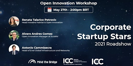 Open Innovation Awards 2021: MTB  + ICC Brazil tickets