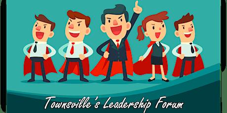 Townsville Leadership Forum tickets