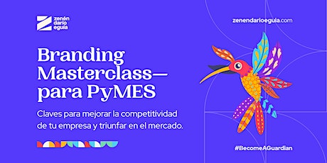 Branding Masterclass para PyMES tickets