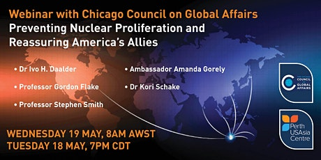 Chicago Council on Global Affairs Webinar tickets