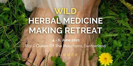 WILD HERBAL MEDICINE MAKING WEEKEND RETREAT Tickets