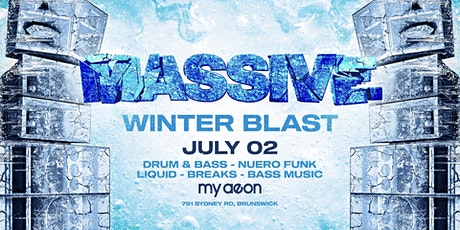 MASSIVE | WINTER BLAST • Return To My Aeon  DnB • Neuro • Breaks • Bass tickets