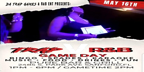 Trap vs R&B Bingo Brunch tickets