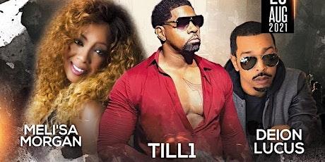 R&B And Soul Extravaganza, FEAT. MELI'SA  MORGAN, TILL1 & DEION  LUCUS tickets