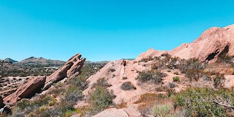 Vasquez Rocks Via PCT // Agua Dulce, CA tickets