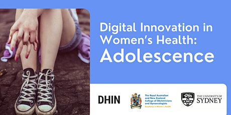 Digital Innovation in Women's Health: Adolescence tickets