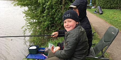 Free Let's Fish! - Milton Keynes - Learn to Fish session - Milton Keynes AA tickets