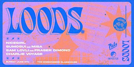 LOODS (Aus) I Glasshouse Morningside tickets