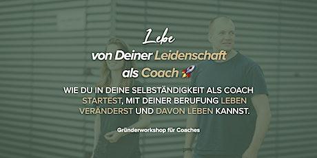 Online - Gründerworkshop für Coaches Tickets
