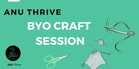 Weekly BYO Craft Session tickets