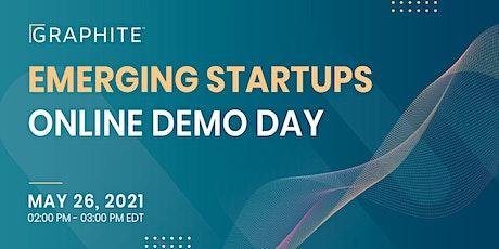 Emerging Startups - Online Demo Day tickets
