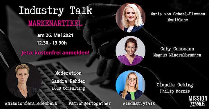 Industry-Talk: Die Zukunftsfähigkeit von  Marken: Bild
