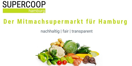 SuperCoop Hamburg - erstes Informationstreffen Tickets