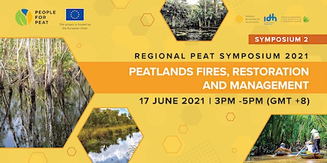 PFP Regional Peat Symposium 2021: Series 2 tickets