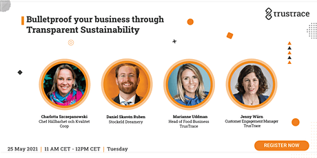 Webinar - Driving Business Growth Through Sustainability tickets