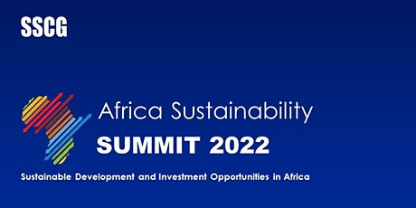 Africa Sustainability Summit 2022 tickets