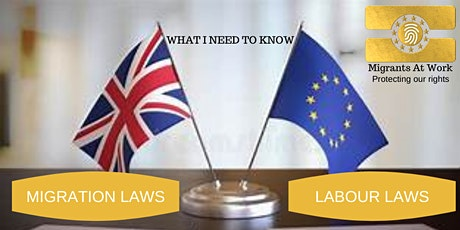 FREE Information Session on Checking the Right to Work (focus on non-EEA) tickets