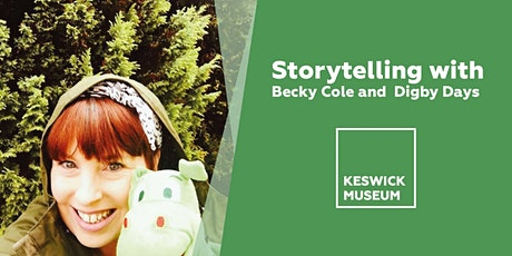 Storytelling with Digby Days tickets