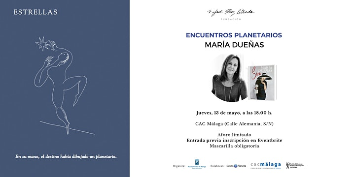 Imagen de Encuentros Planetarios - María Dueñas