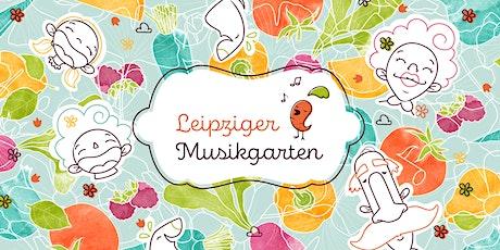 Leipziger Musikgarten 2021 Tickets