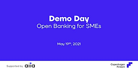 Demo Day: SME-Fintech, Open Banking for SMEs tickets
