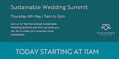Sustainable Wedding Summit 2021 bilhetes