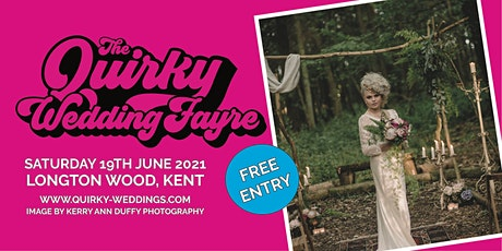 The Quirky Wedding Fayre @ Longton Wood tickets