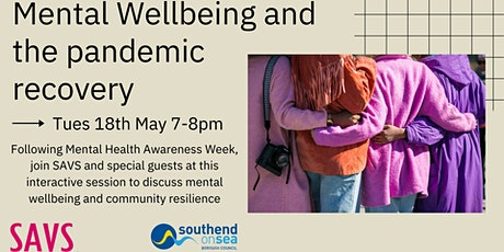 Mental Wellbeing Event tickets