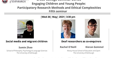 5th seminar of Cross-College Childhood and Youth Research Seminar Series tickets