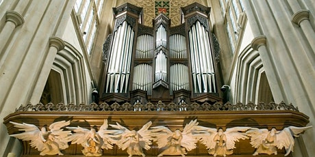'Welcome Back' Organ Recital - Huw Williams, Bath Abbey, Director of Music tickets