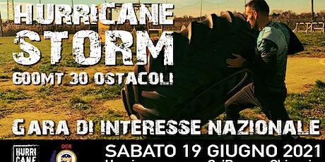 Hurricane Storm biglietti