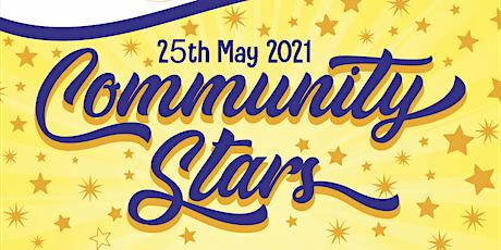 Community Stars Celebration Online Streamed Event tickets
