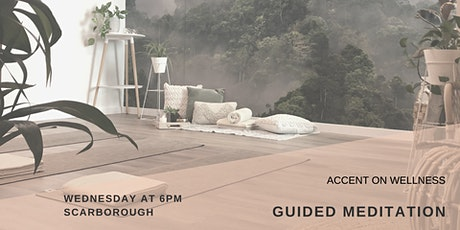 Guided Meditation Wednesday, 09.06.2021 tickets