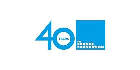 The Change Foundation - Women and Girls Network online workshop tickets
