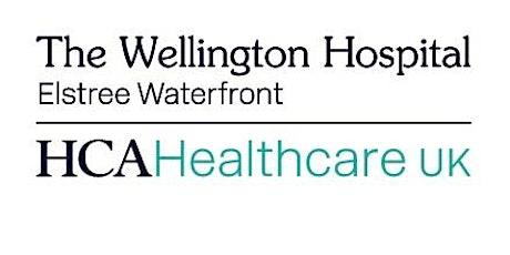 The Wellington Hospital Elstree Waterfront Orthopaedic GP Webinar tickets
