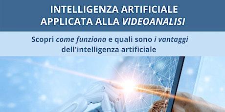 Intelligenza Artificiale applicata alla Videoanalisi tickets
