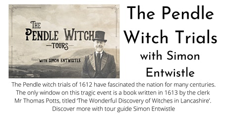 Virtual Library Club - The Pendle Witch Trials tickets