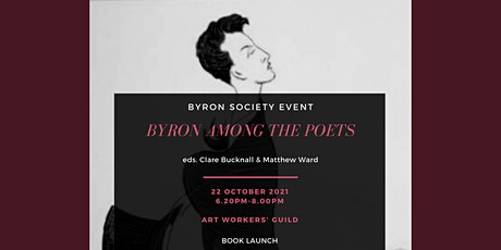 Book Launch: Byron Among the English Poets tickets
