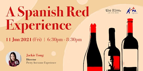 A Spanish Red Experience tickets