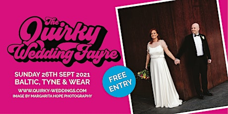 The Quirky Wedding Fayre @ BALTIC tickets
