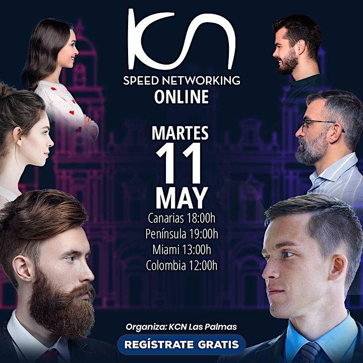Imagen de KCN Las Palmas Speed Networking Online 11May