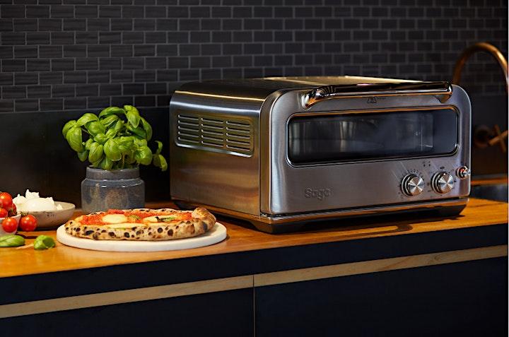 Image pour Masterclass Pizza Sage Appliances x Darty