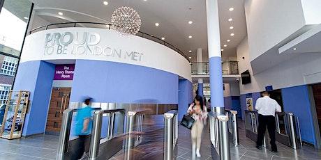 London Metropolitan University - Social Work Test & Interview 29 June 2021 biglietti