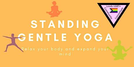 Standing Gentle Yoga tickets
