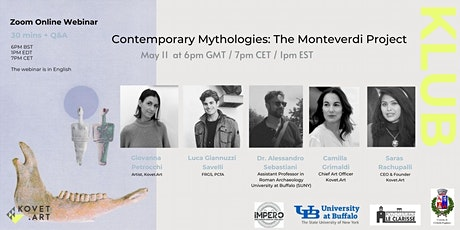Contemporary Mythologies: The Monteverdi Project tickets
