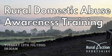 Rural Domestic Abuse Awareness Training tickets