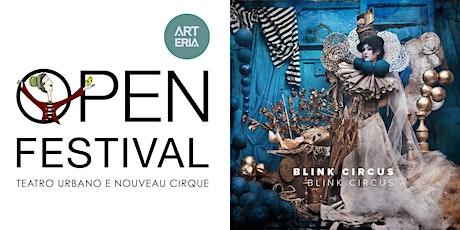 BLINK CIRCUS - BLINK PHOTOGRAPHIC CIRCUS biglietti