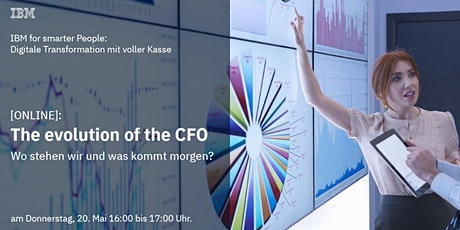 The evolution of the CFO (Online Meetup) Tickets